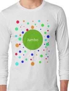 Jumbo Agar.io Long Sleeve T-Shirt