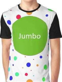Jumbo Agar.io Graphic T-Shirt