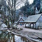 Winter in Kvacianska dolina by lucifuk