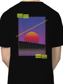 Retro Sunset Classic T-Shirt