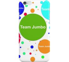 Team Jumbo iPhone Case/Skin