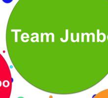 Team Jumbo Sticker