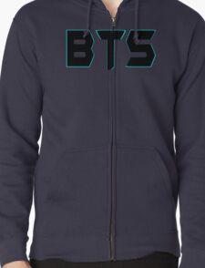♥♫BTS-Bangtan Boys K-Pop Clothes & Phone/iPad/Laptop/MackBook Cases/Skins & Bags & Home Decor & Stationary♪♥ Zipped Hoodie
