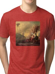 The fall of London Tri-blend T-Shirt