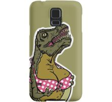 DINOSAURS WITH TITS - Galaxy Samsung Galaxy Case/Skin