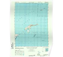 New York NY Plum Island 129054 1947 25000 Poster