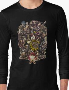 Yamishibai Long Sleeve T-Shirt