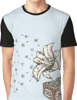 Natures Sound Graphic T-Shirt