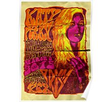 Katy Perry - Prismatic World Tour - 60s poster Poster