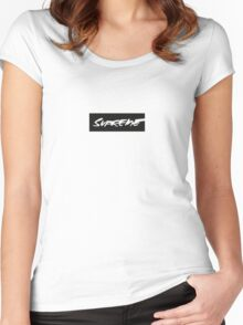 Supreme Futura Labs Silly Thing Women's Fitted Scoop T-Shirt