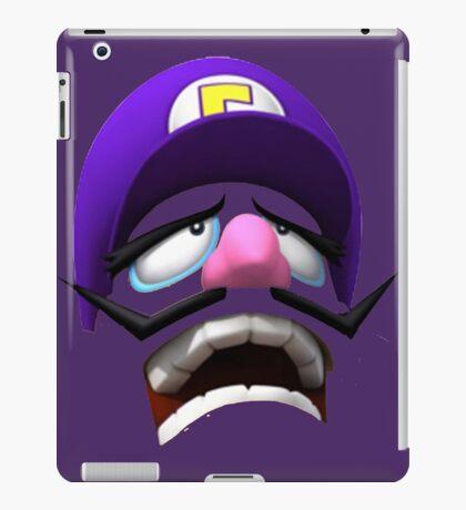 Waluigi Face iPad Case/Skin