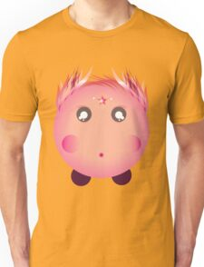 Anime character aka Candy Floss Unisex T-Shirt