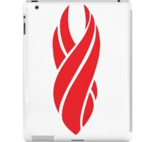 Red Marker iPad Case/Skin