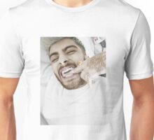 Zayn Malik - Ring Selfie (Colored) Unisex T-Shirt
