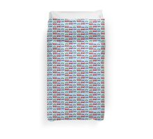 Busy traffic Duvet Cover