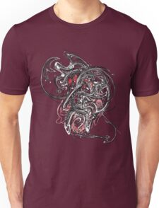 'Smoke' design by LUCILLE Unisex T-Shirt