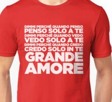 Grande Amore - Eurovision 2015 Unisex T-Shirt