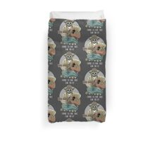 Come As You Are You Must Duvet Cover