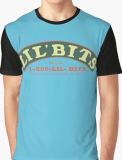 Rick and Morty: Lil Bits Shirt Graphic T-Shirt