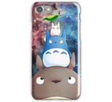 totoro galaxy iPhone Case/Skin