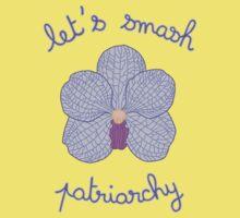 Let's Smash Patriarchy - Purple Orchid Kids Clothes