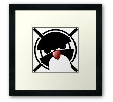 Linux Gamers Framed Print