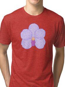 Purple Orchid Tri-blend T-Shirt