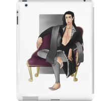 Elf Prince iPad Case/Skin