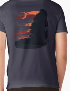 Hollow Hill Mens V-Neck T-Shirt