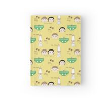 Bring the Culture Everywhere Hardcover Journal