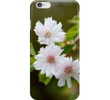 Cherry tree blossom. iPhone Case/Skin
