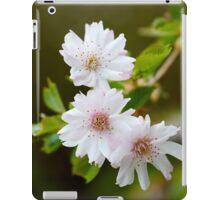 Cherry tree blossom. iPad Case/Skin