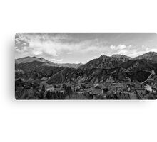 great wall 002 Canvas Print