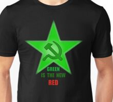 Green Is The New Red Unisex T-Shirt