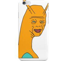 Weird Charizard iPhone Case/Skin