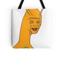 Weird Charizard Tote Bag
