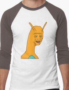 Weird Charizard Men's Baseball ¾ T-Shirt