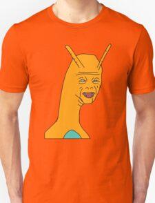 Weird Charizard Unisex T-Shirt