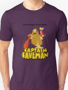 "Captain Caveman ""I'm Bringin' Sexy Back"" T-Shirt"