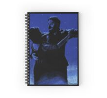 "Dancing ""World's best kiss"" Spiral Notebook"