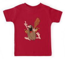 Captain Caveman Kids Tee