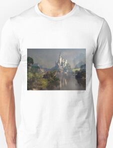 castle fantasy Unisex T-Shirt