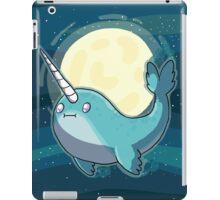 Space Narwhal iPad Case/Skin
