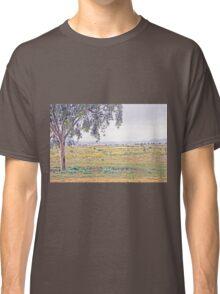 Rolling hills on the horizon Classic T-Shirt