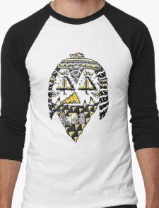 Ancient Thug Men's Baseball ¾ T-Shirt