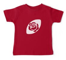 Rugby England Baby Tee