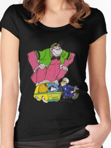 The Great Grape Ape Women's Fitted Scoop T-Shirt