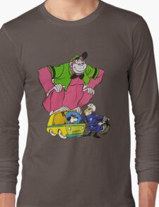 The Great Grape Ape Long Sleeve T-Shirt