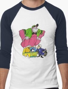 The Great Grape Ape Men's Baseball ¾ T-Shirt