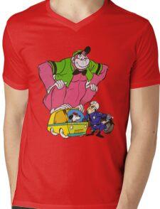 The Great Grape Ape Mens V-Neck T-Shirt